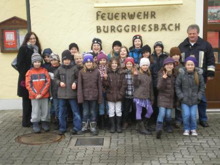 Grundschule Burggriesbach
